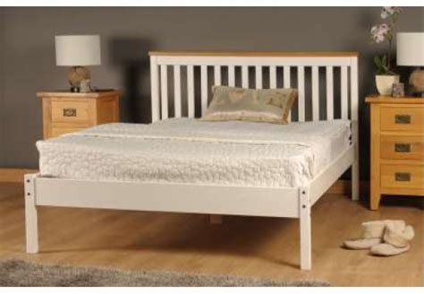 Sardinia Solid Wood Bed Frame Wooden Bedsteads