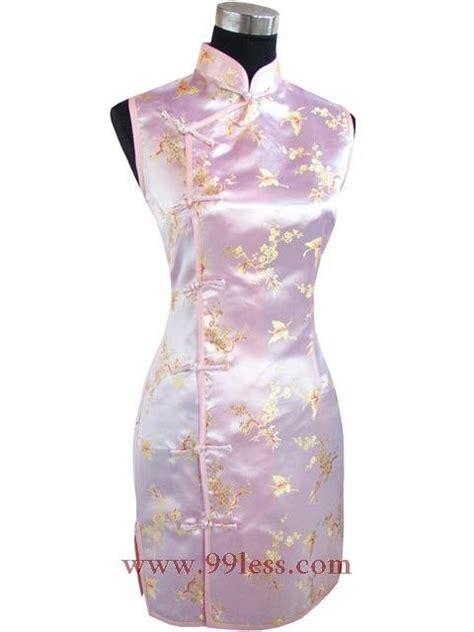 pattern chinese dress satin butterfly pattern chinese mini dress chinese gown