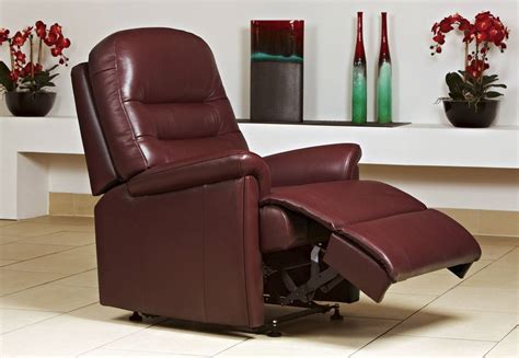 Sherborne Keswick Recliner by Sherborne Keswick Leather Suite Sofas Recliners
