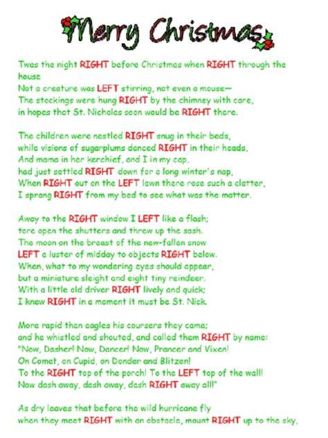 christmas gift exchange poem holiday ideas pinterest