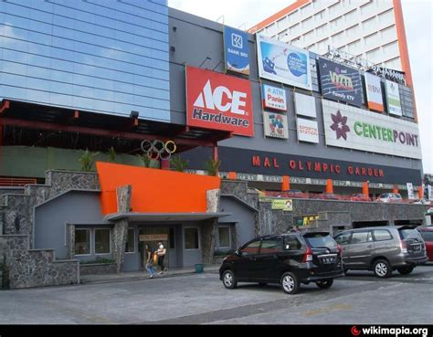 ace hardware lippo mall olympic garden malang shopping mall