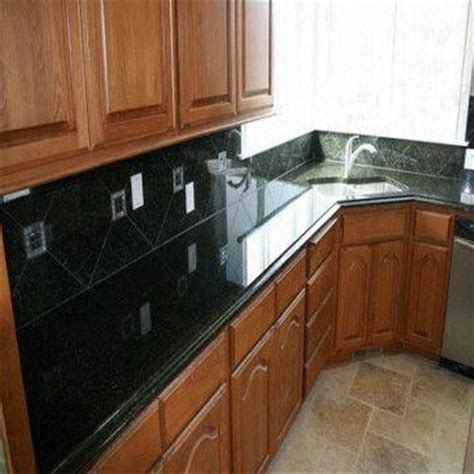 Kitchen Work Islands by Verde Ubatuba Granite Countertop Supplier Global Sources