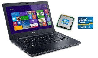 Laptop Acer Terbaru Termurah daftar harga laptop acer i3 termurah 2017