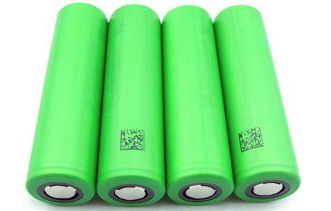 Battery Sony Vtc 5 By Bagja Vapor accu sony vtc 4 et 5 18650 plus fabriqu 233 s vapor gate