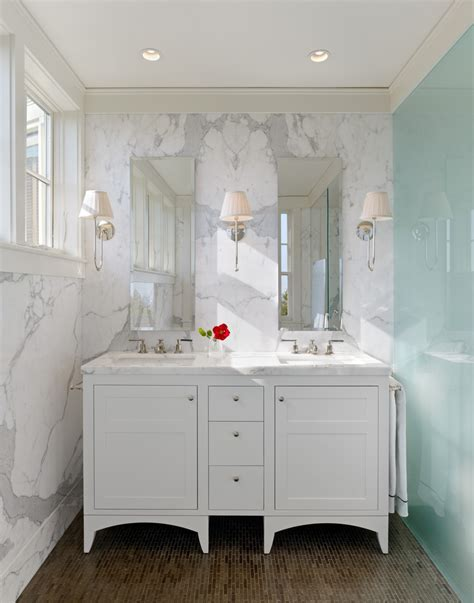 Small Vanity Bathroom Contemporary With Bathroom
