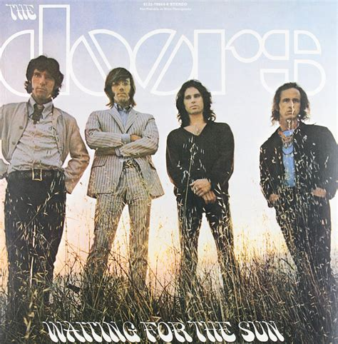 Doors Waiting For The Sun by Waiting For The Sun The Doors 1968 Elita