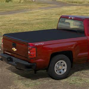 Tonneau Covers For 2016 Chevy Silverado 2016 Silverado 1500 Soft Roll Up Tonneau Cover 8 Box