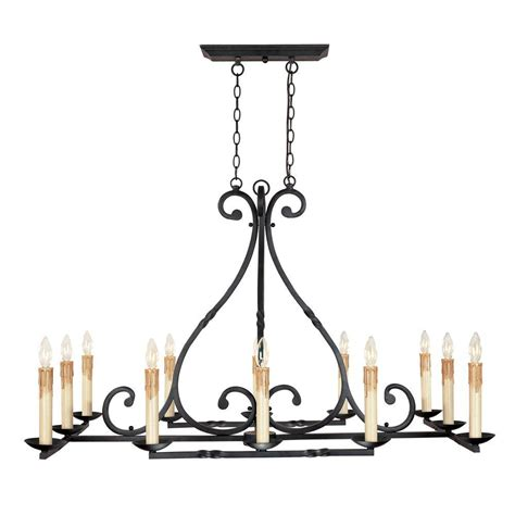 World Imports Chandeliers World Imports Rennes 12 Light Rust Chandelier Wi6181942 The Home Depot