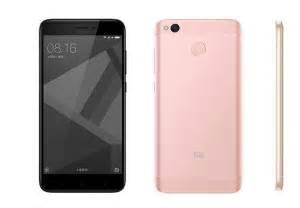 Xiaomi Redmi 4x Harga Xiaomi Redmi 4x Terbaru Agustus 2017 Smartphone