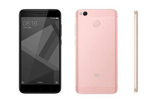 redmi 4x harga xiaomi redmi 4x terbaru desember 2017 smartphone octa murah desain metal mewah