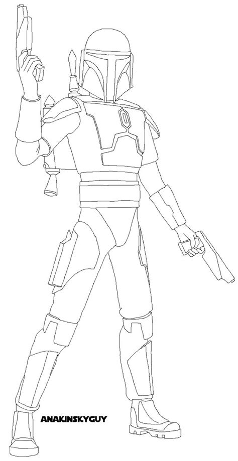 mandalorian armors and templates on mandalorian coloring pages and print for free