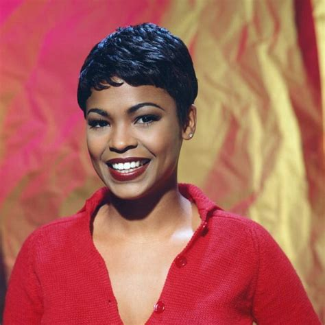 how to style hair like nia long nia long on pinterest