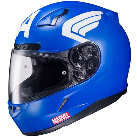 Hjc Helme by Hjc S Officially Licensed Marvel Graphic Helmets Hjc