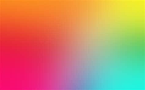 sh rainbow color gradation blur wallpaper