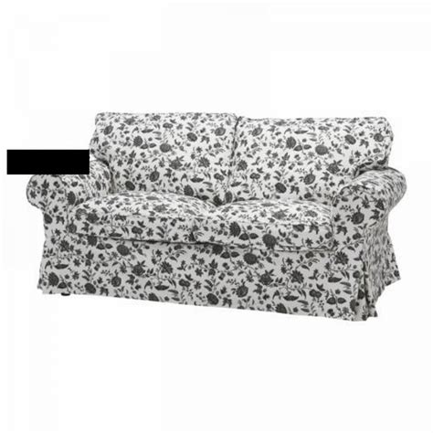 ikea floral couch ikea ektorp sofa bed cover hovby black white bettsofa