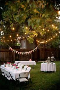 backyard bbq ideas decorations 17 best images about backyard ideas on