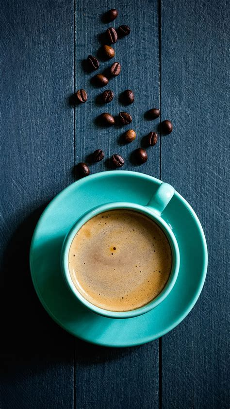 coffee wallpaper for iphone 4 coffee bean on wooden table iphone 6 wallpaper hi