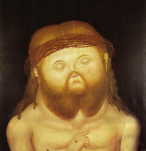 Painting Y Tho by Do Lando Imagens Fernando Botero