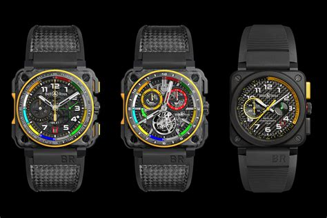 Bell And Ross bell ross br rs17 trilogy renault sport f1 baselworld 2017