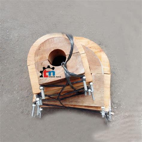 Jual Quake Alarm penggunaan dan pemasangan wooden block pipa chiller pada