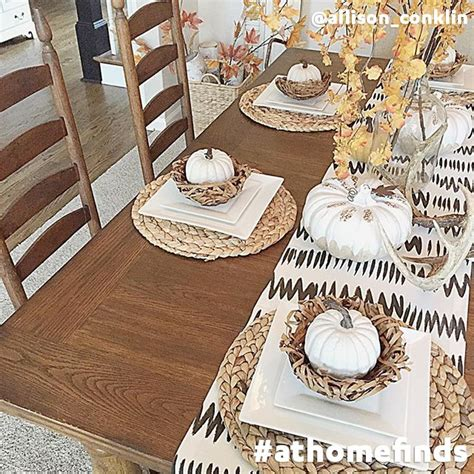 dining room table placemats our round basketwoven placemats add an authentic autumn