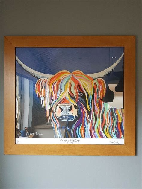 steven brown limited edition harris mccoo art print