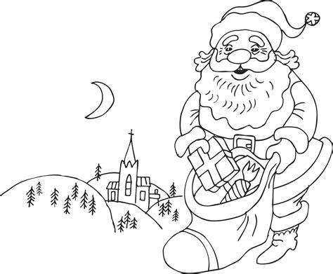 dibujos de navidad para colorear tamaño carta 54 dibujos de navidad tarjetas papa noel y arbolitos de