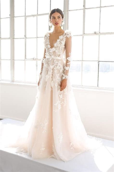 Im Back And Obsessed With Marchesa by Marchesa Bridal June 3 2016 Br 246 Llop Br 246 Llopskl 228 Nning