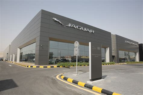 jaguar land rover implements new arch corporate identity