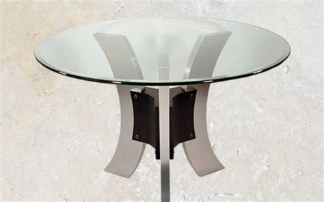 dining room table bases metal base dining room table
