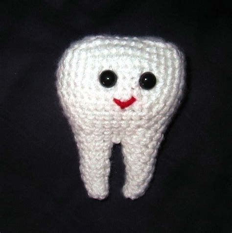 amigurumi tooth pattern little tooth pillow amigurumi pattern by these loving hands