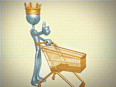 T King Tutup Mahnit King pembeli adalah raja tapi bukan penguasa oleh selamet