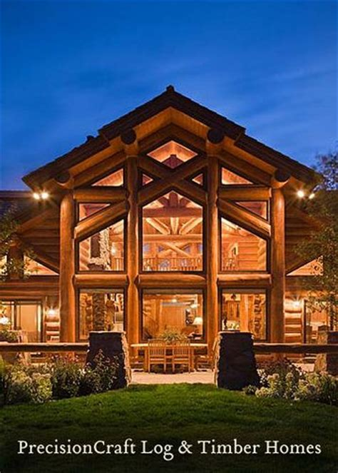 hawksbury timber home plan by precisioncraft log timber 17 best images about log cabin exteriors on pinterest