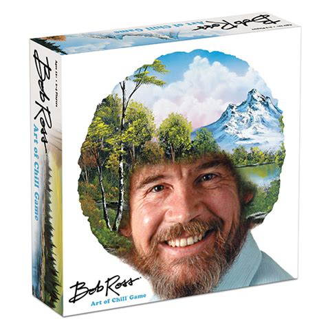bob ross painting board design crush design inspiration