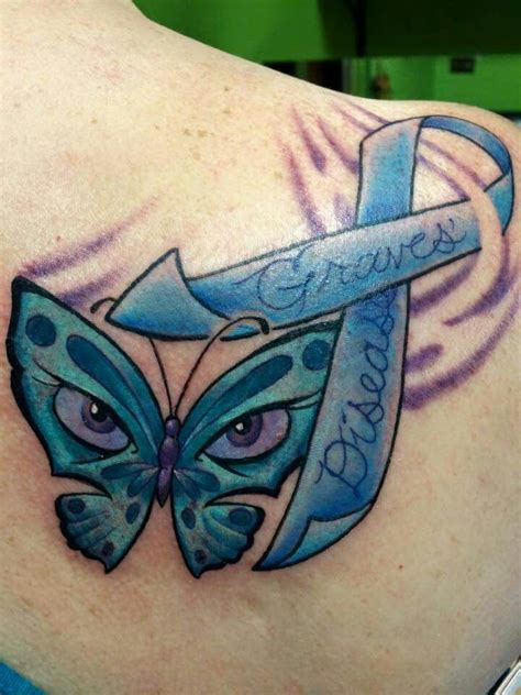 tattoo disease pictures graves disease tattoos pinterest graves disease and