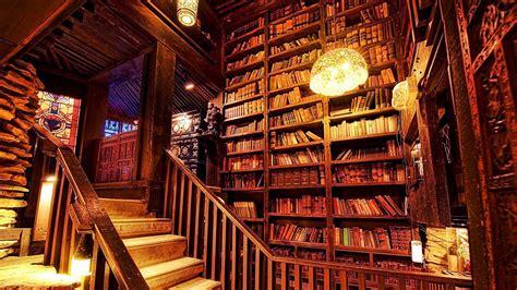 library hd wallpaper wallpaper studio  tens