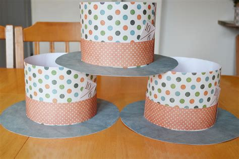 Paper Hat - by design paper hats tutorial
