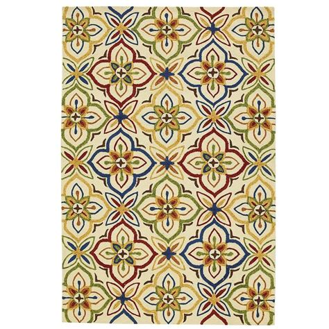 Kaleidoscopes Rugs And Pier 1 Imports On Pinterest Pier One Indoor Outdoor Rugs