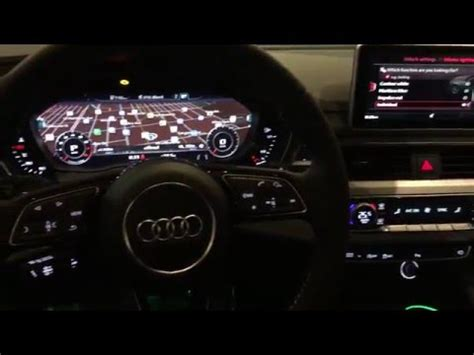 Audi A4 Ambientebeleuchtung by 2017 Audi A4 Interior Led Lighting Effects Audi