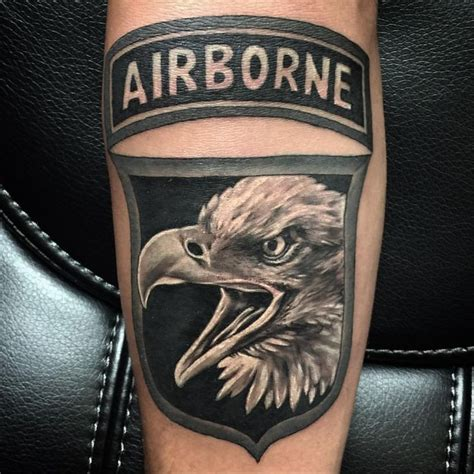 airborne tattoo designs 1000 ideas about tattoos on army