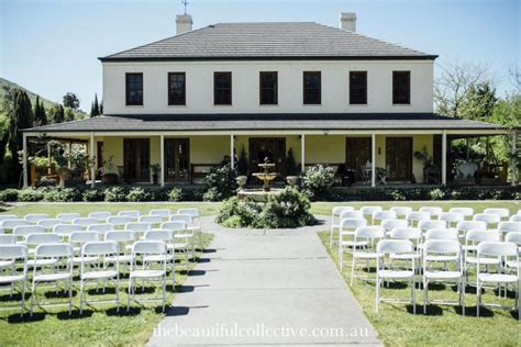 intimate wedding venues canberra top 10 most sought after canberra wedding venues