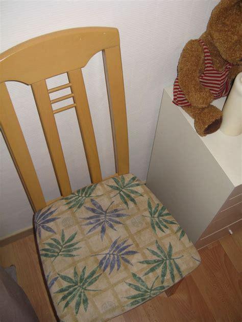 changer une assise de chaise le show des chats mallow