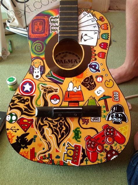 doodle guitar the doodle guitar version 1 0 by the random girl14 on