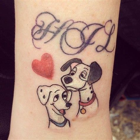8 best dalmatian tattoos images on 101