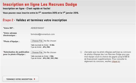 Lettre Demande De Commandite Hockey Les Recrues Dodge Proc 233 Dures D Inscription Hockey Qu 233 Bec F 233 D 233 Ration Qu 233 B 233 Coise De Hockey