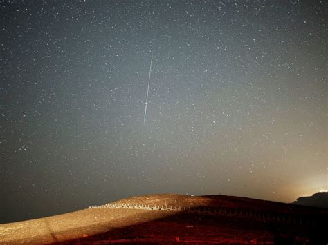 a shower that lights up the sky perseid meteor shower peak lights up sky usa daily