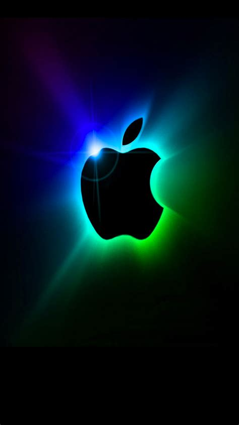android wallpaper effect iphone iphone 5 apple lighting effect logo free images iphone