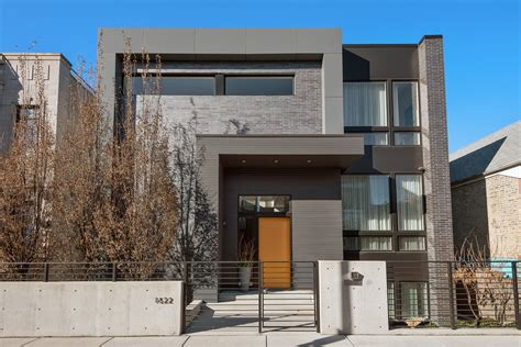 contemporary home with a really contemporary home in bucktown 4 2m chicago tribune