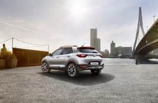 kia stonic official pictures of new small suv