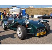 Caterham Super Seven 1600 GT DD Dutch Licence